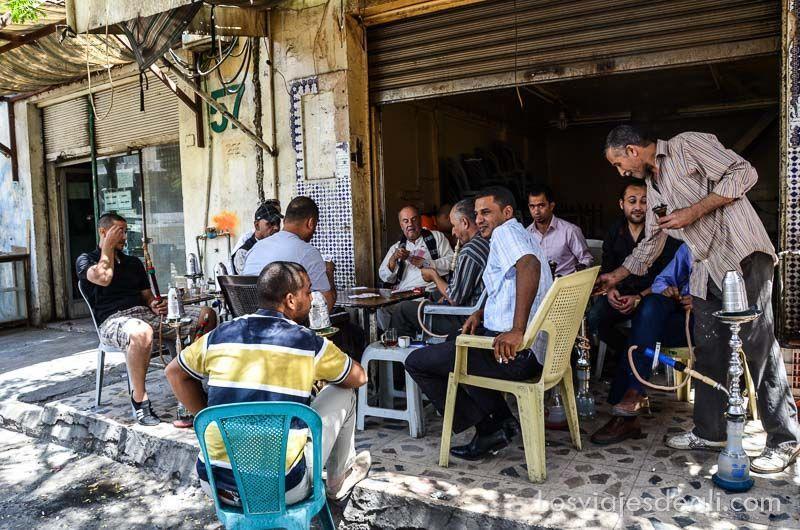 café de aqaba y mar muerto Jordania en 6 días