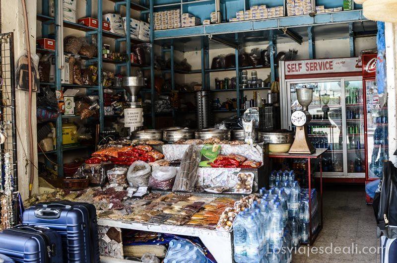 tienda de aqaba mercados del mundo