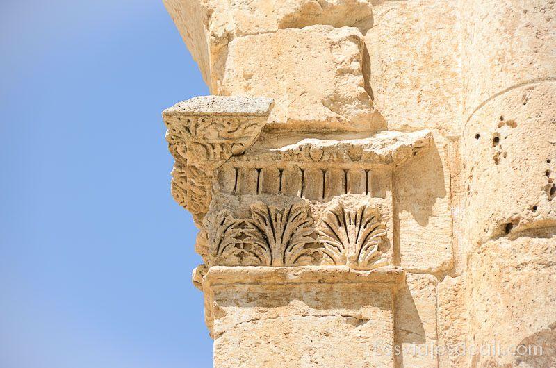 jerash capitel