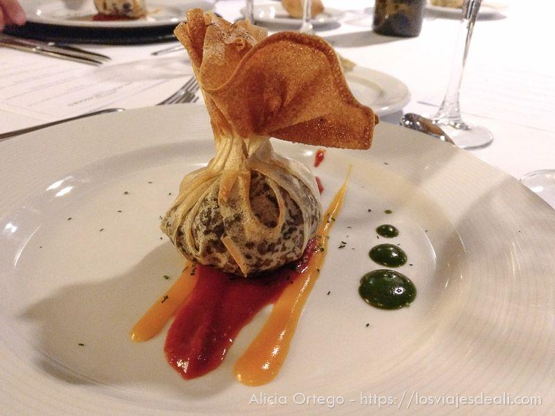 Gastronomía Burgos