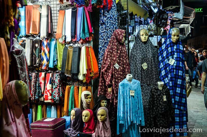 Amman maniquíes Jordania en 6 días