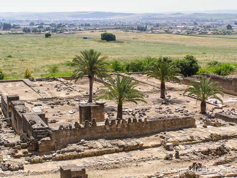 Medina Azahara ruinas