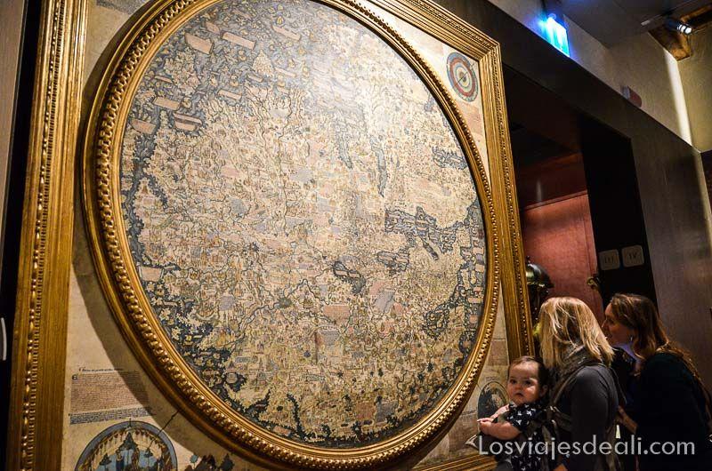 Museo de Galileo mapas