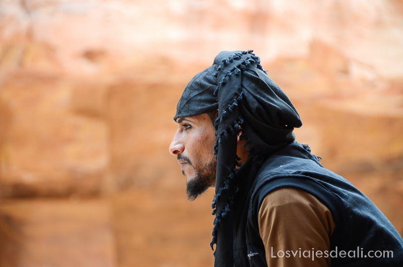 Petra beduino en el tesoro