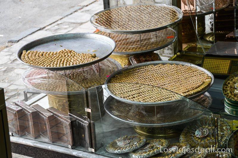amman pastelería del centro baklabas