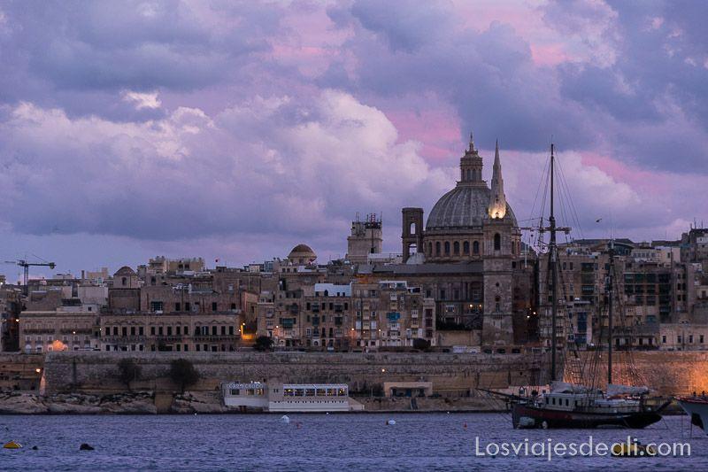 Viaje a Malta La Valeta