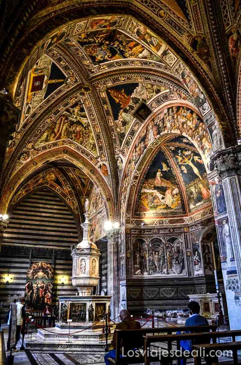 baptisterio Siena