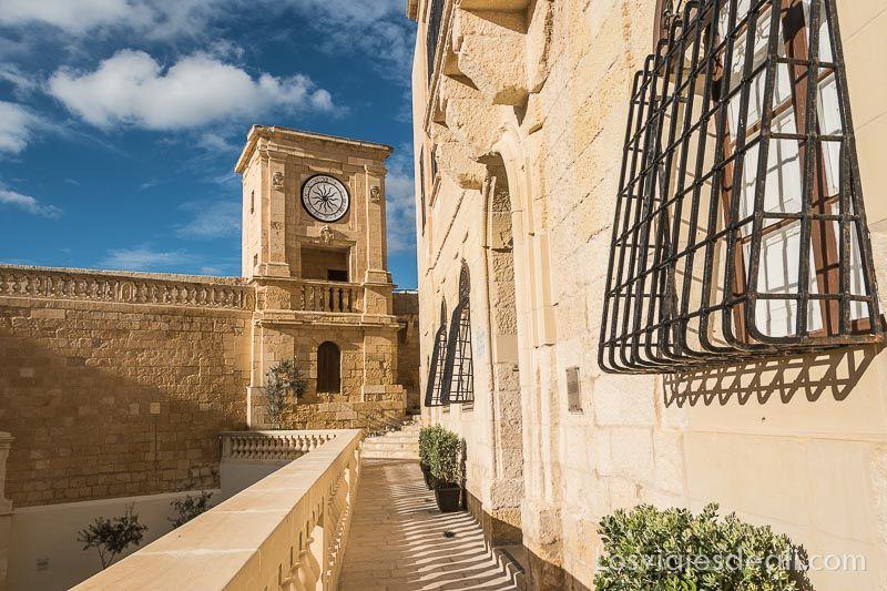 ciudadela de victoria en 7 dias en malta