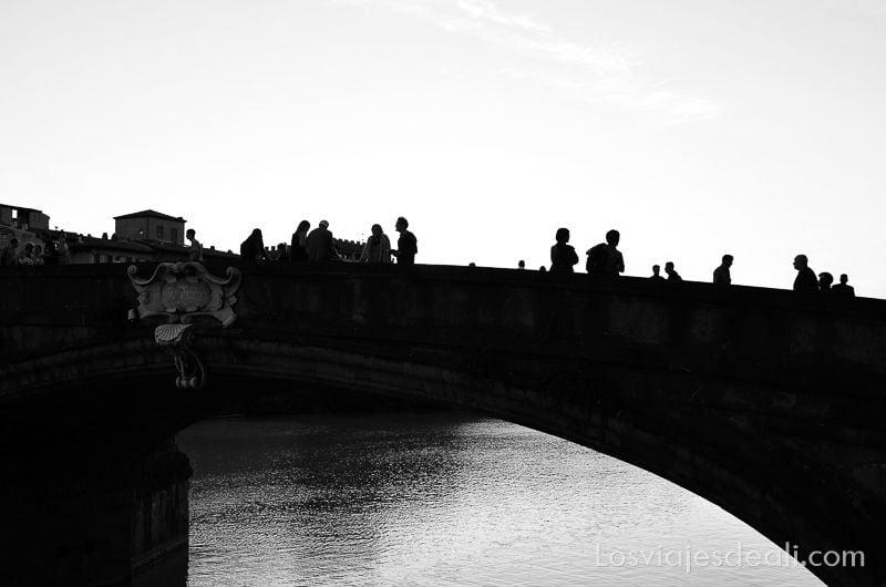 florencia puentes del arno santa trinita