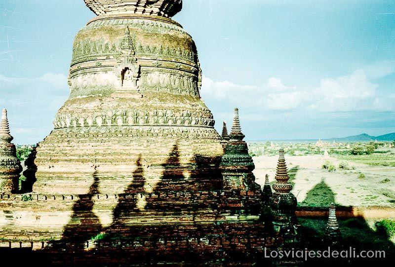 myanmar bagan templos