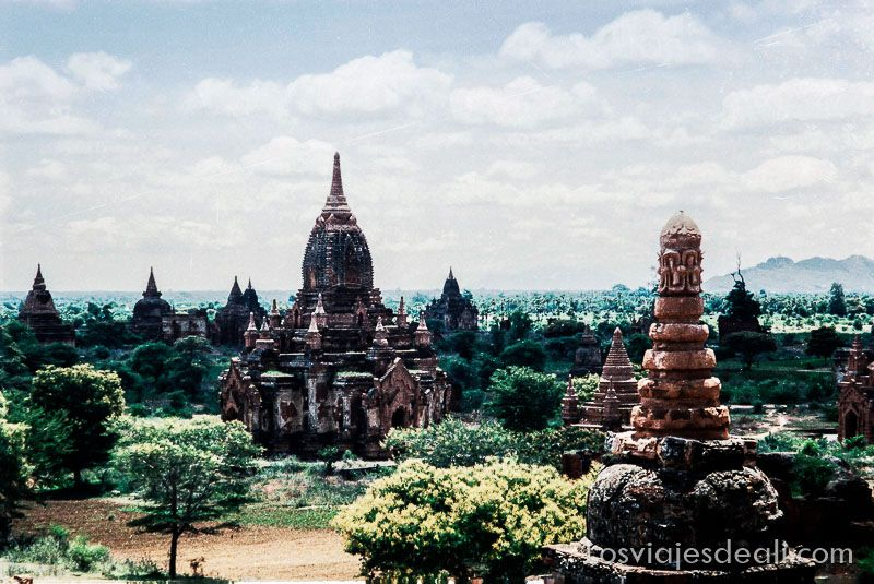 myanmar bagan birmania