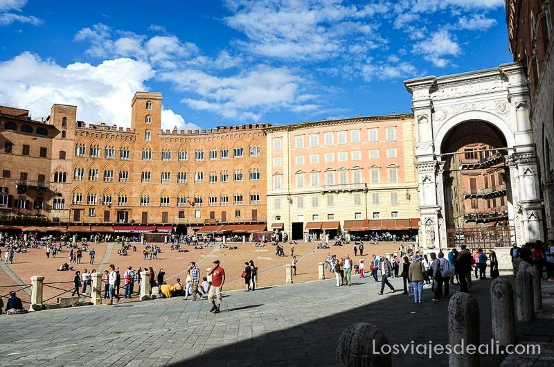 piazza de siena
