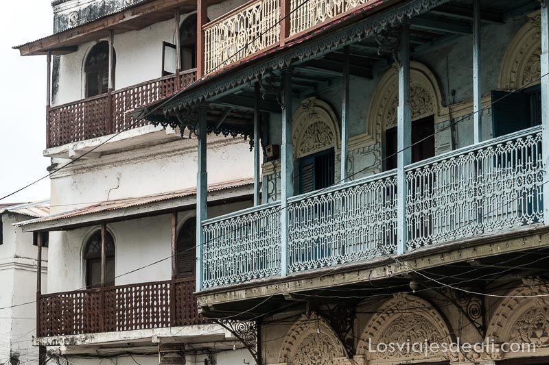 stone town casas indias