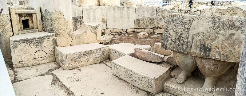templos Tarxien en 7 dias en Malta