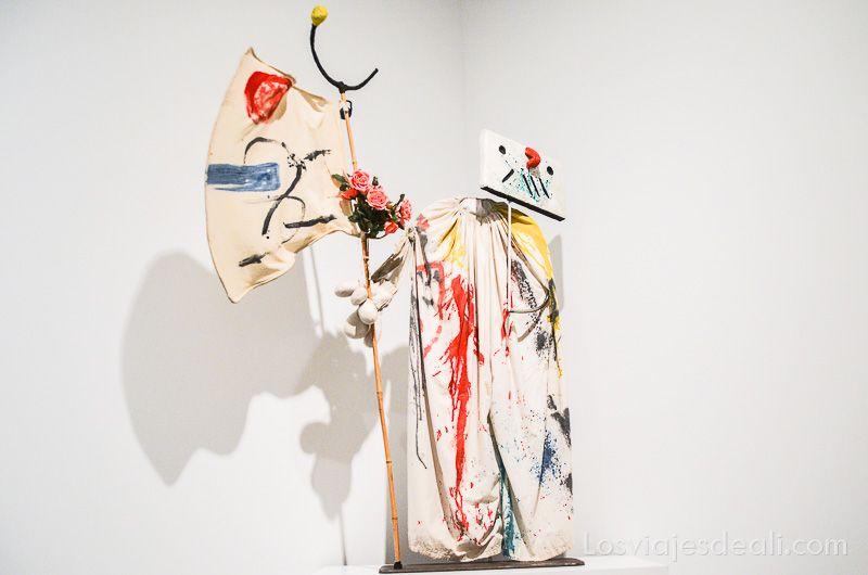 museos de palma de mallorca escultura miro