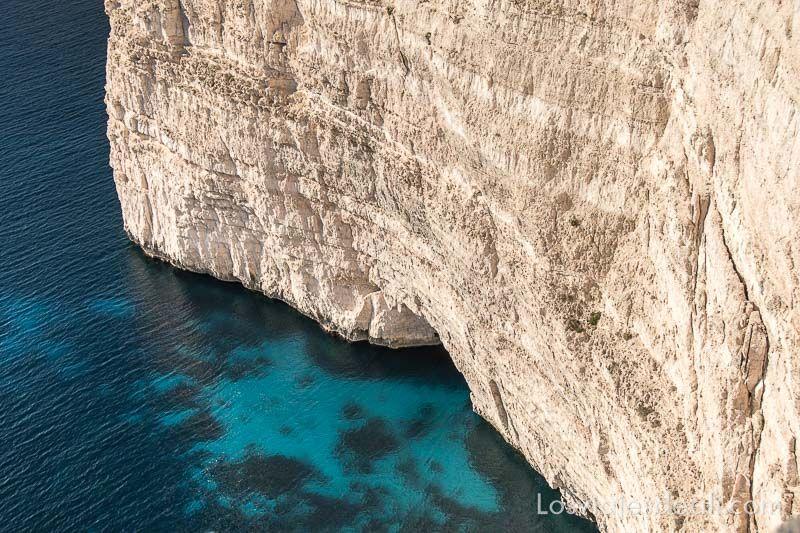 ruta por los acantilados de gozo sanap_