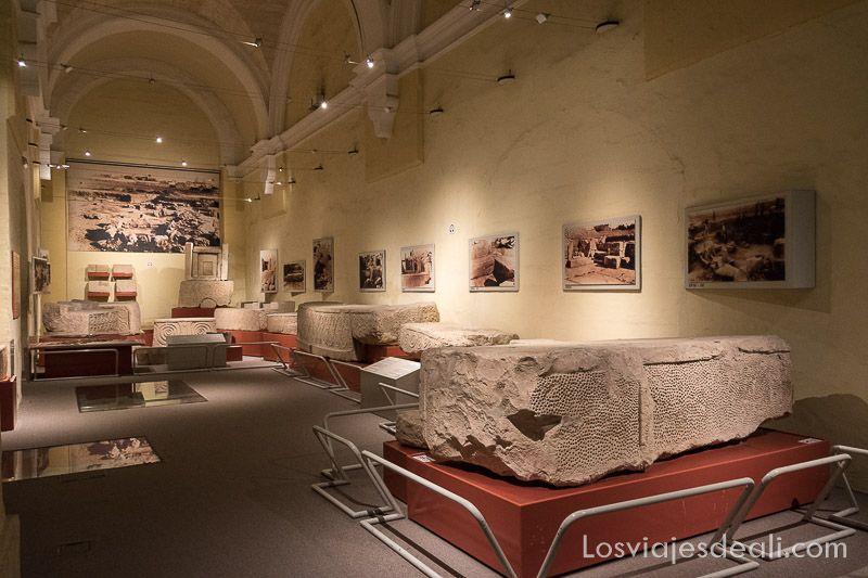 museo arqueológico nacional en La Valeta