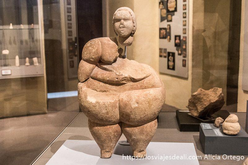 arqueologia en malta dama gorda