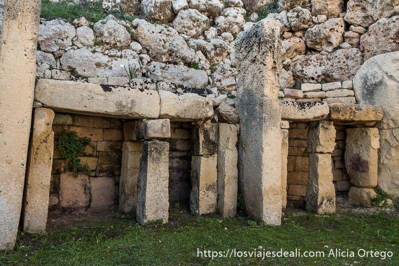 arqueologia en malta ggantija