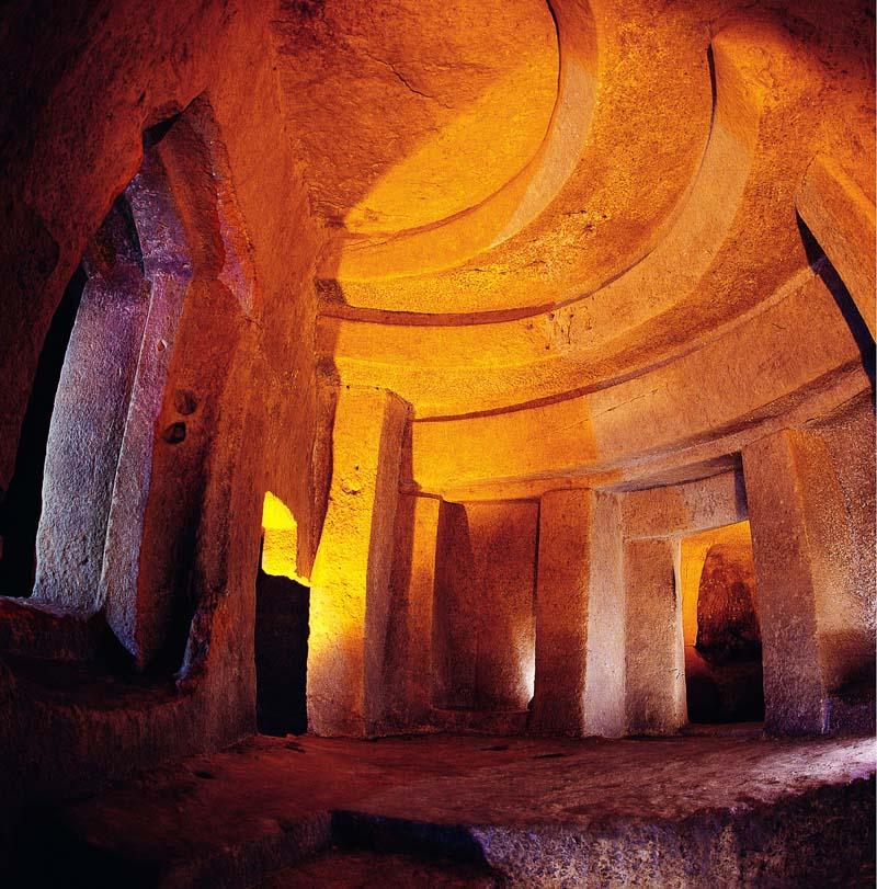 arqueologia en malta hal saflieni