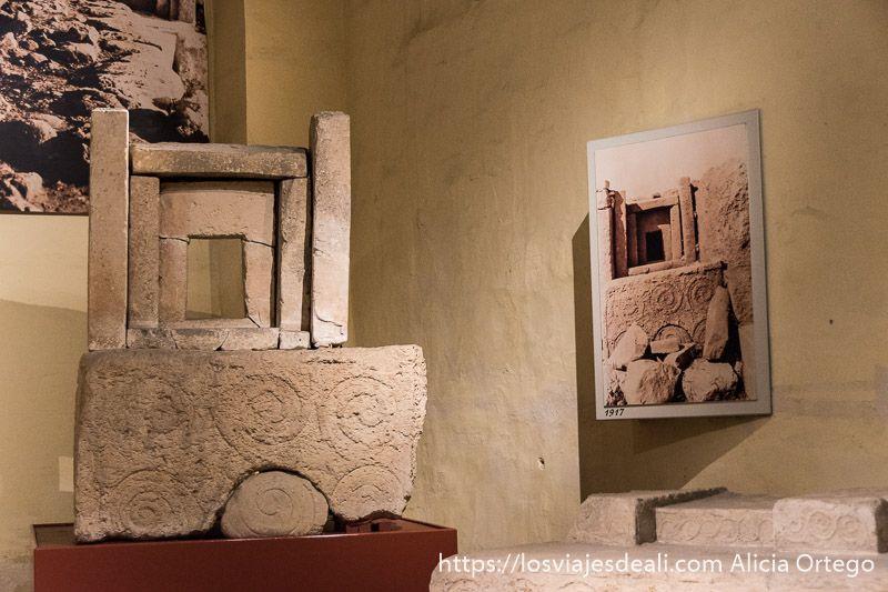 arqueologia en malta museo arqueológico