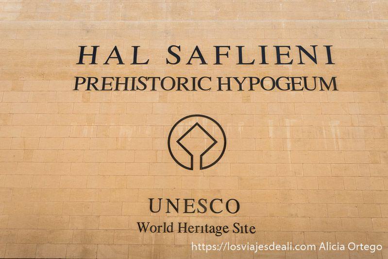 arqueologia en malta hipogeo Hal Saflieni
