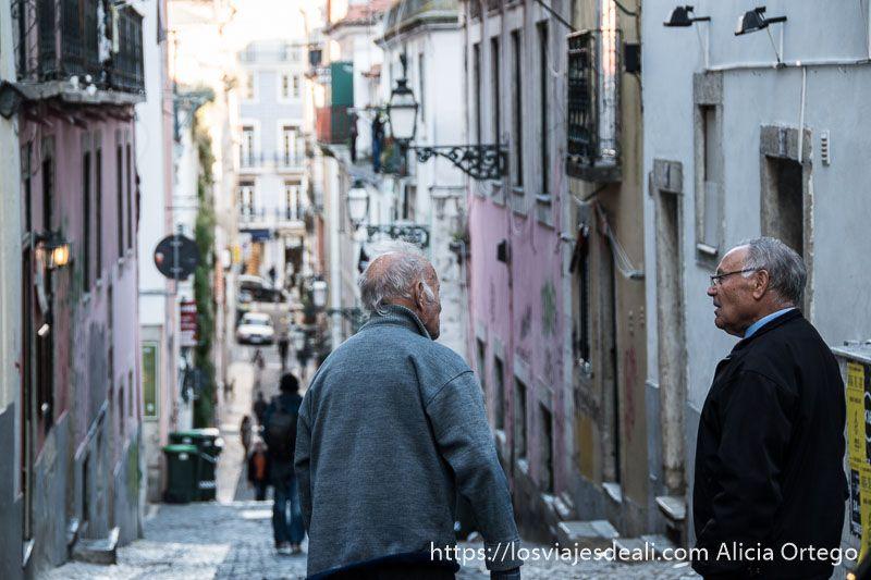 Lisboa en 20 fotos chiado