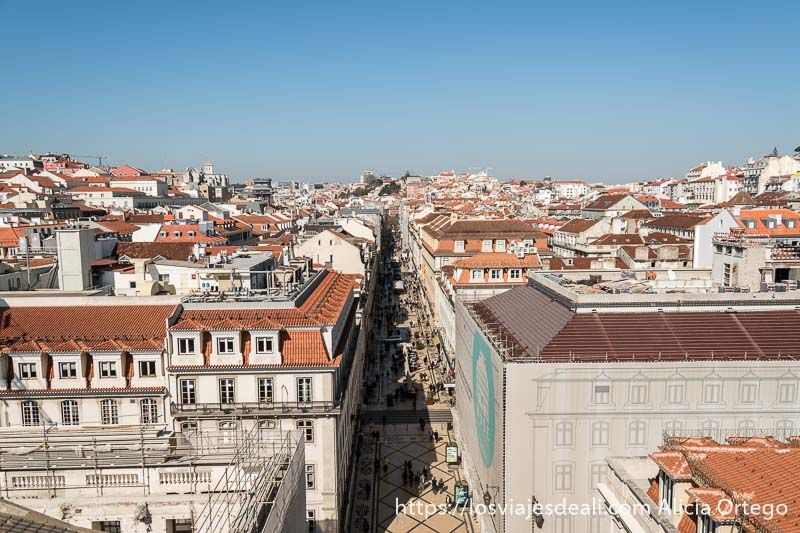 Lisboa en 10 fotos panorámica