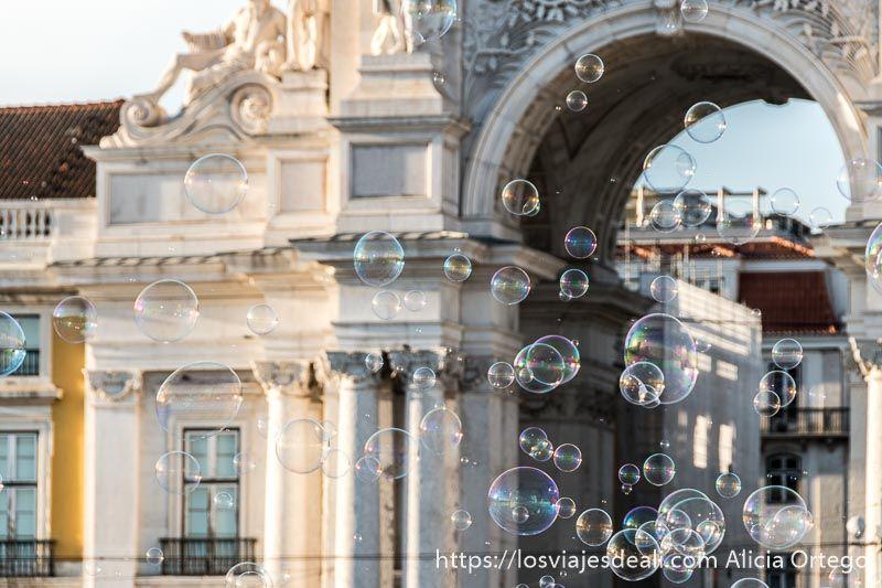 Lisboa en 20 fotos plaza comercio