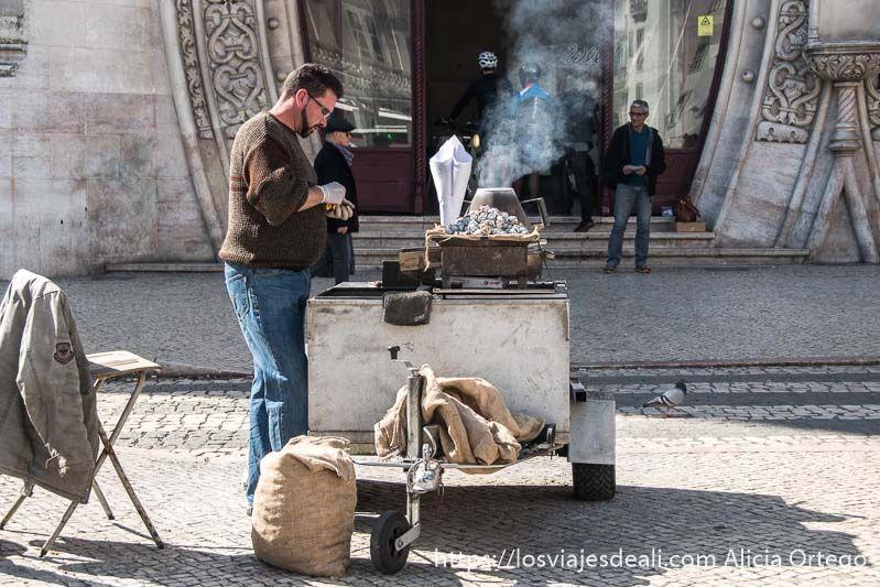 Lisboa en 20 fotos castañero