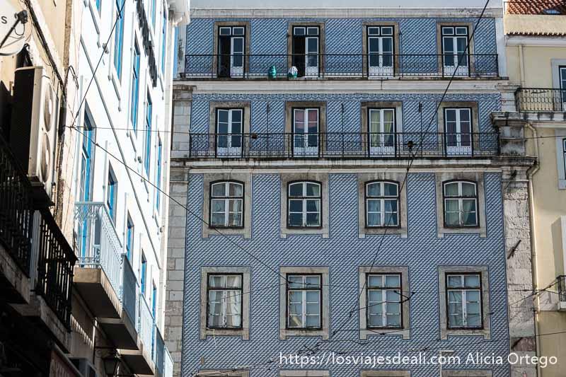 Lisboa en 20 fotos fachada
