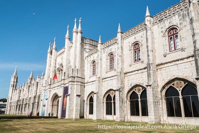 Lisboa en 20 fotos monasterio Jerónimos