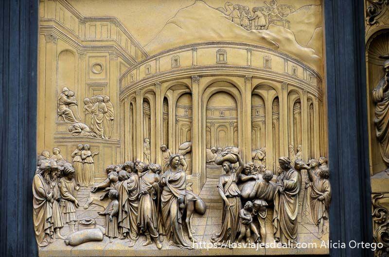 duomo y baptisterio de florencia