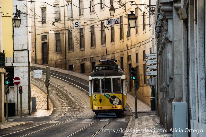 lisboa en 20 fotos tranvía