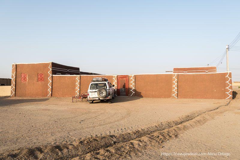 casa nubia guesthouse de Soleb guía de viaje a Sudán
