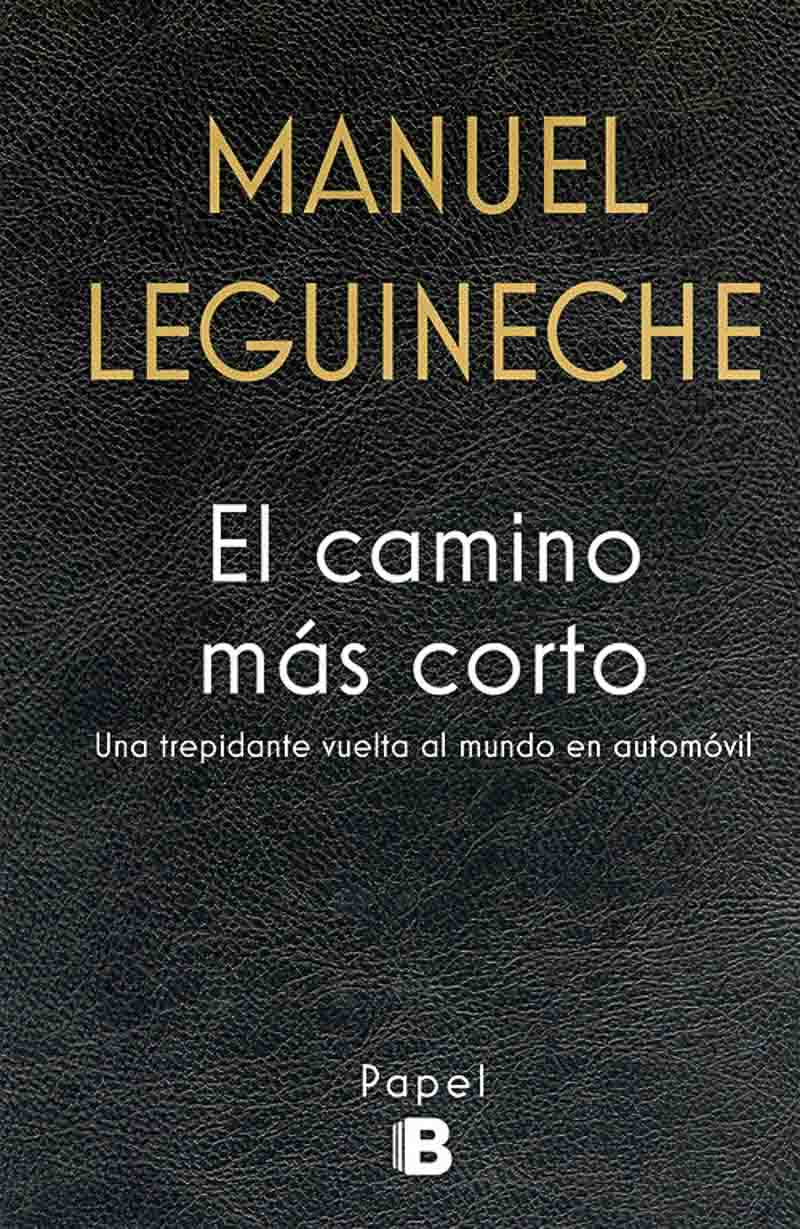 portada de El camino más corto de Manu Leguineche