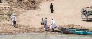 tercera catarata del Nilo
