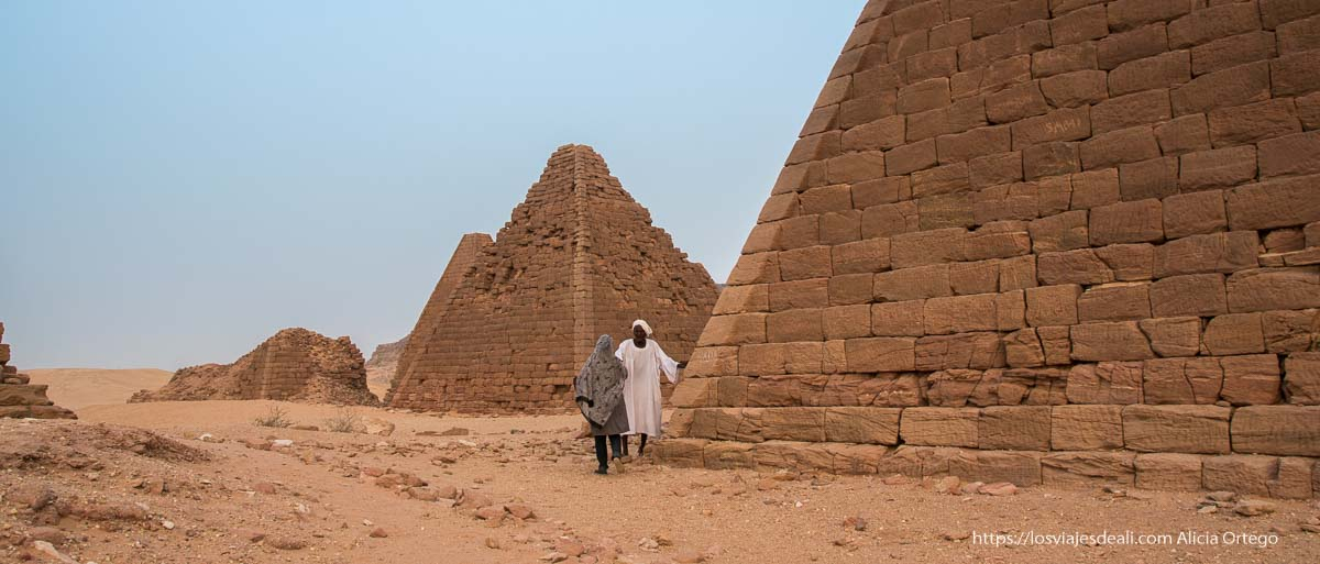 pirámides de Karima