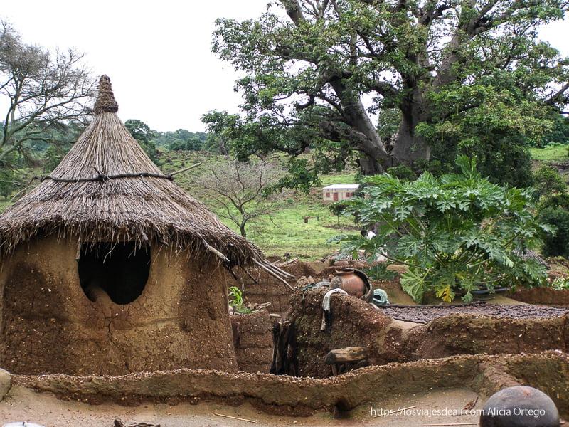 casas de sansana en burkina faso