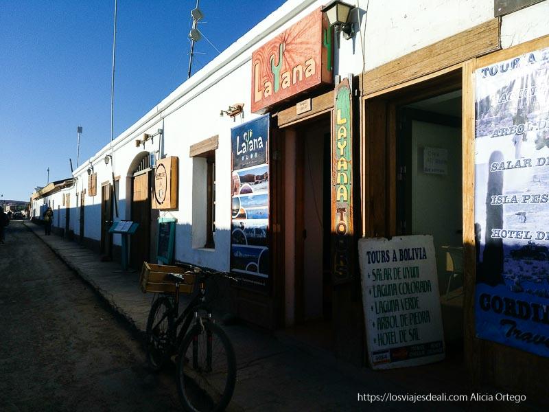 agencia layana en san pedro viajar al desierto de atacama