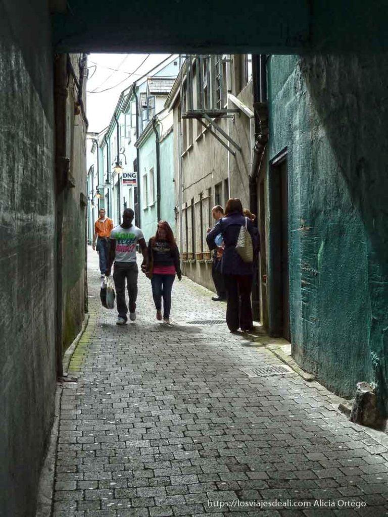 callejón de kilkenny
