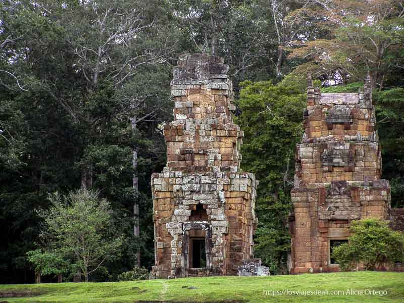 torres de angkor