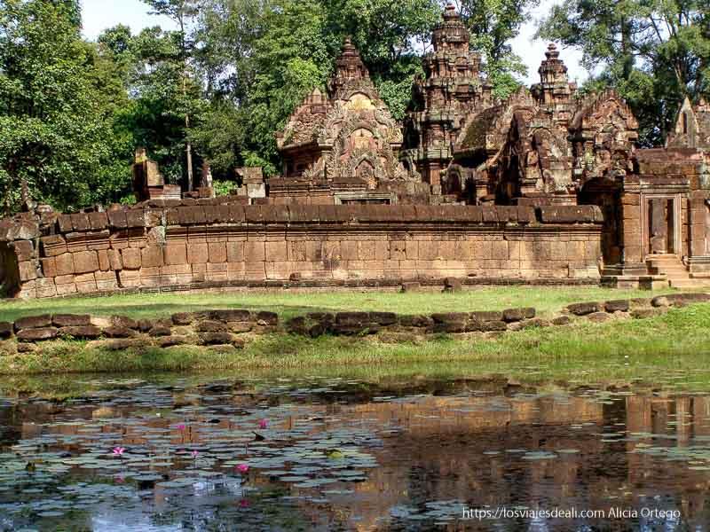 templo de las mujeres en angkor