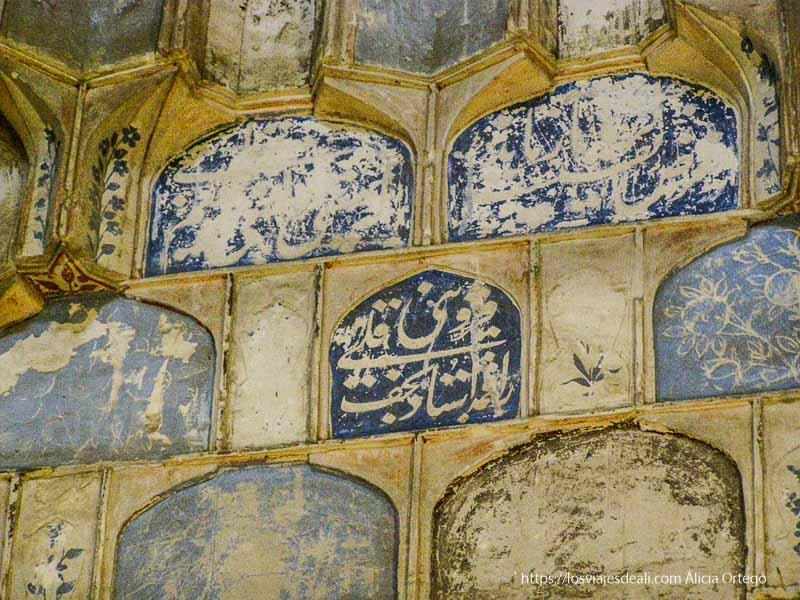 detalles decorativos de bukhara