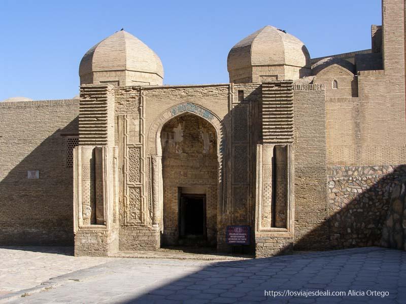 parte vieja de bukhara