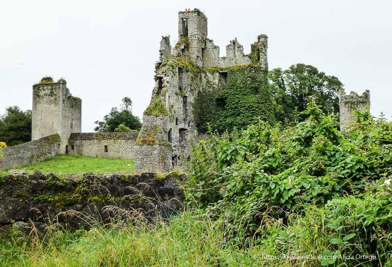 castillo de kells castillos en irlanda