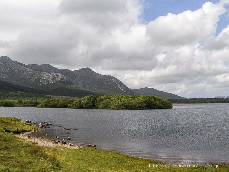 lago de connemara