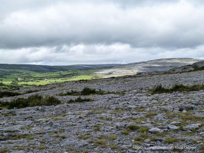 paisaje el burren