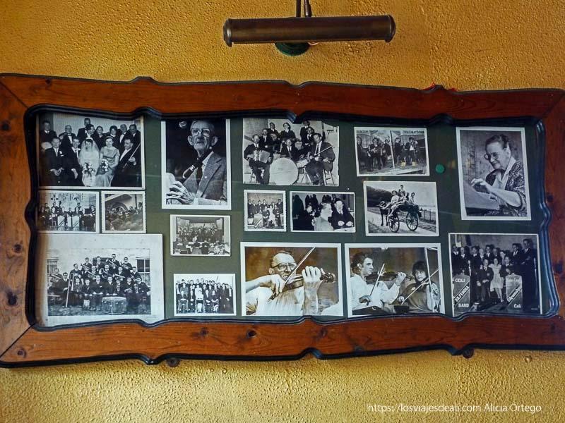 fotos de músicos irlandeses el burren