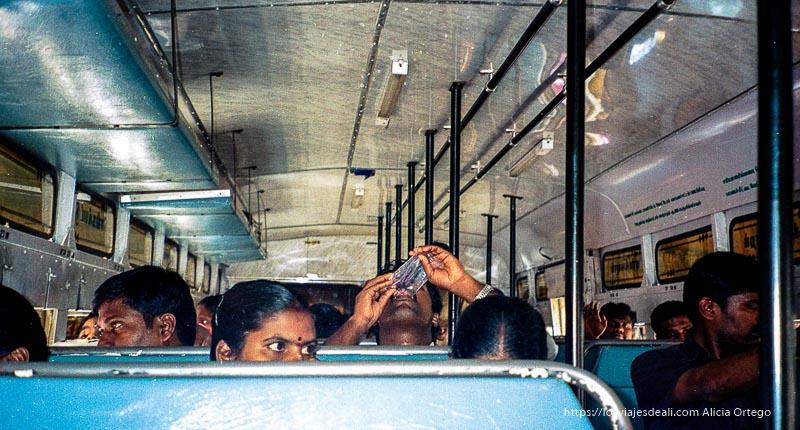 interior bus en tamil nadu